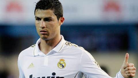 Cristiano Ronaldo (AP Photo/Daniel Ochoa de Olza)