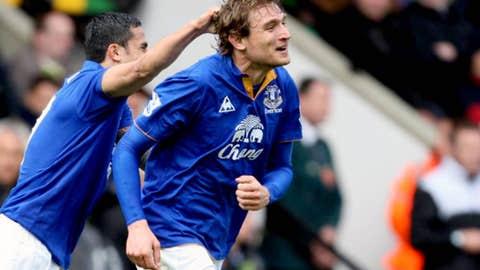 Nikica Jelavic, F, Everton