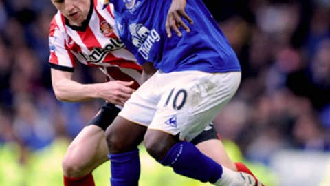 Royston Drenthe, M/F, Everton