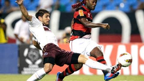 Flamengo v Lanus