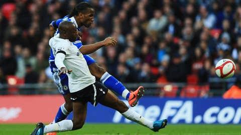 Tottenham Hotspur v Chelsea - FA Cup Semi Final