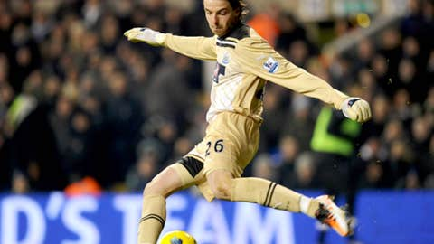 Tim Krul, GK, Newcastle