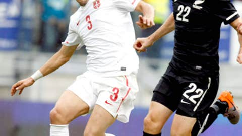 Aleksandar Kolarov, LB, Manchester City
