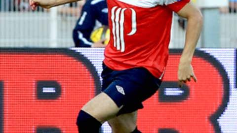 Eden Hazard, MF, Lille
