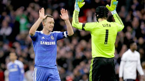 John Terry, D, Chelsea