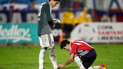 Jesus Sanchez & Victor Hugo Hernandez (AP Photo/Dolores Ochoa)