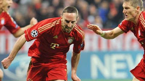 Franck Ribery ,M/W, Bayern Munich