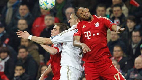 Jerome Boateng, D, Bayern Munich