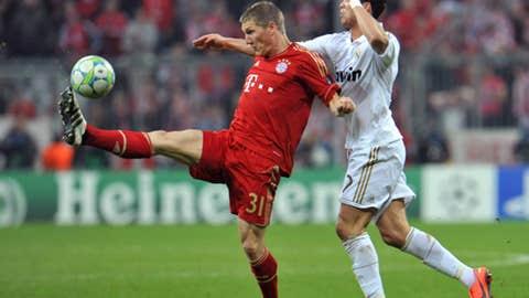 Bastian Schweinsteiger, M, Bayern Munich