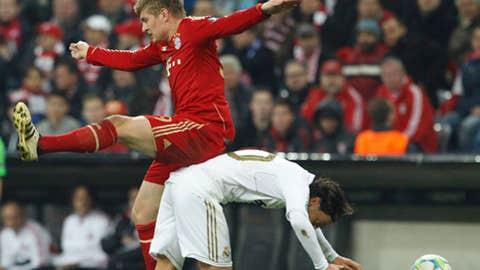 Toni Kroos, M, Bayern Munich