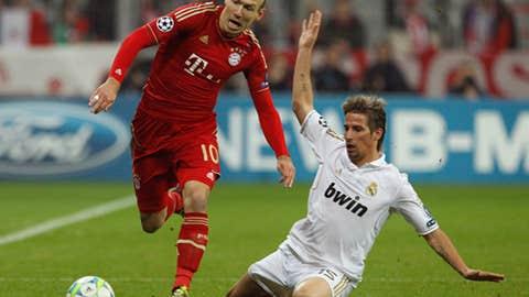 Arjen Robben, MF, Bayern Munich