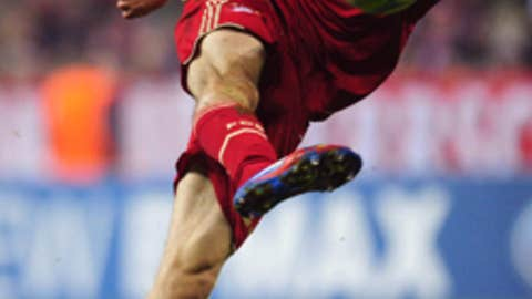 Thomas Muller, M, Bayern Munich
