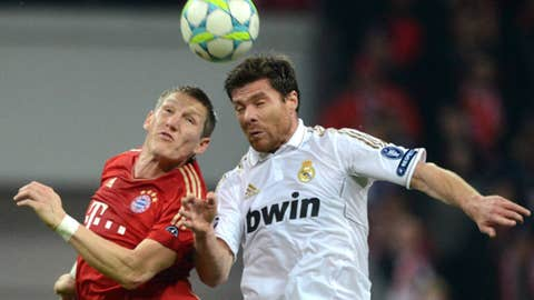Xabi Alonso, M, Real Madrid