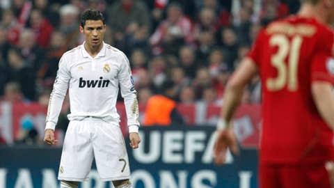 Cristiano Ronaldo, W, Real Madrid