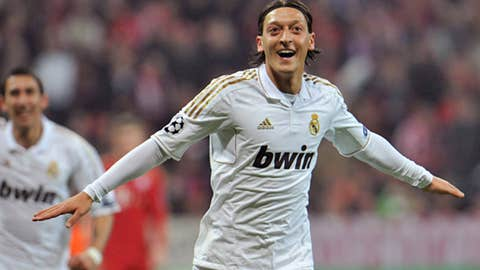Mesut Ozil, M, Real Madrid