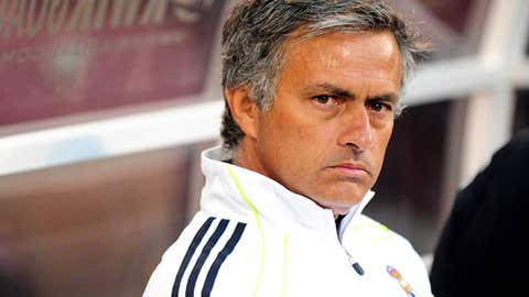 Jose Mourinho, Manager, Real Madrid