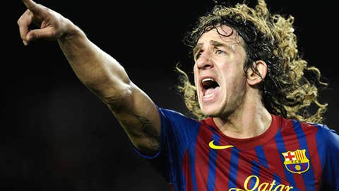 Carles Puyol, D, Barcelona