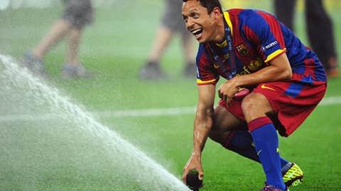 Adriano, D, Barcelona