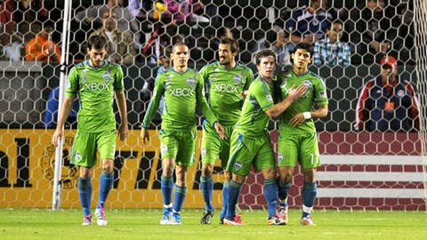 4. Sounders FC