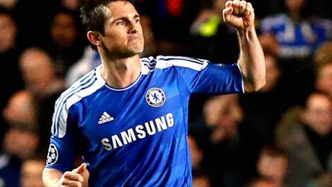 Frank Lampard, MF, Chelsea
