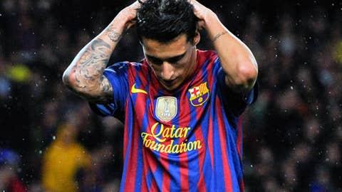 Cristian Tello, W/F, Barcelona