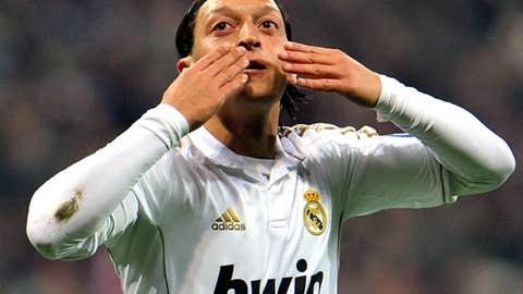Mesut Ozil, M, Real Madrid