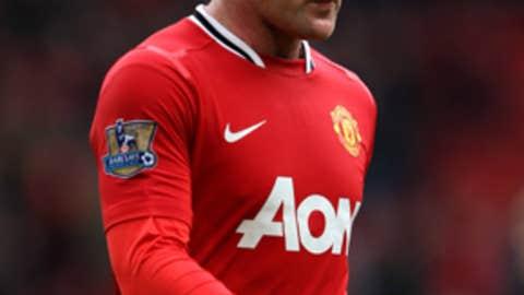 Wayne Rooney, F, Manchester United