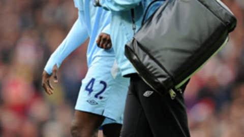 Yaya Toure, M, Manchester City