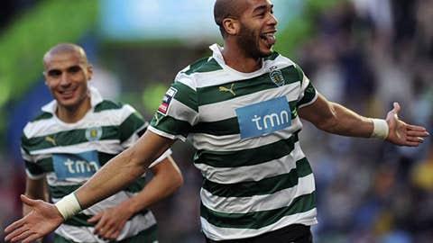 Oguchi Onyewu, D, Sporting Lisbon