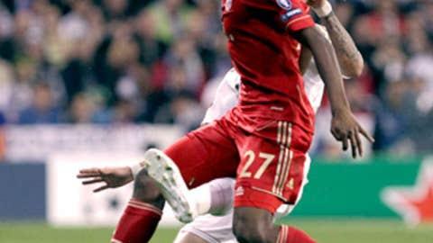 David Alaba, D, Bayern Munich