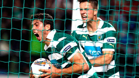 Ricky van Wolfswinkel, F, Sporting (Right)