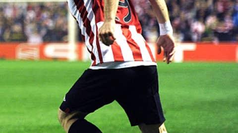 Iker Munian, F, Athletic Bilbao