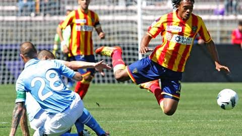 Lecce vs. Napoli