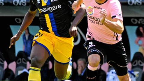 Palermo vs. Parma