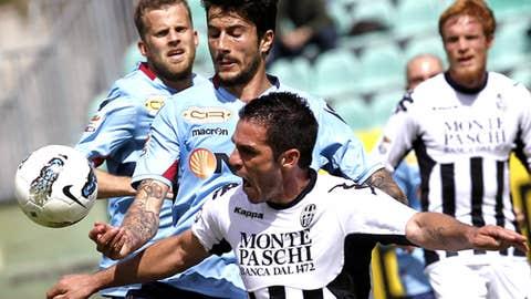 Siena vs. Bologna