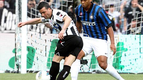 Udinese vs. Inter Milan