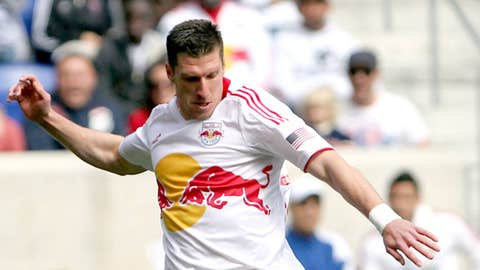 New York Red Bulls forward Kenny Cooper
