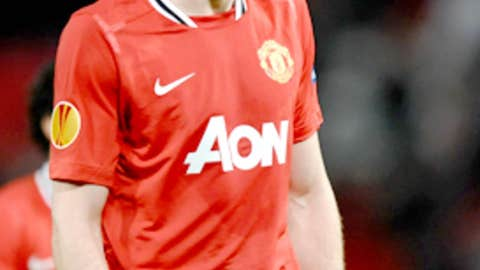 Michael Carrick, MF, United
