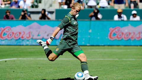 Joe Hart, GK, City