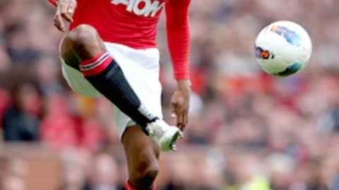 Antonio Valencia, RW, United