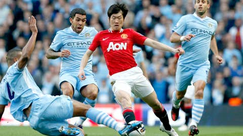Ji-Sung Park, MF, United