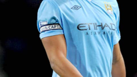 Vincent Kompany, RCB, City