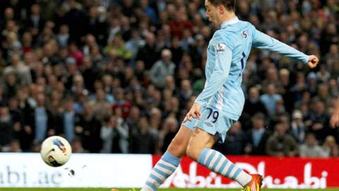 Samir Nasri, MF, City