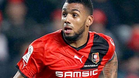 Yann M'Villa, MF, Rennes
