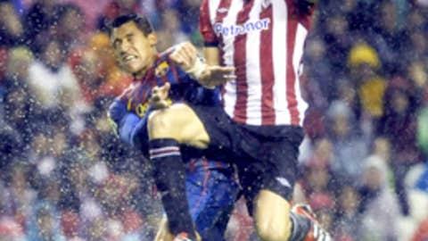 Javi Martinez, F, Athletic Bilbao