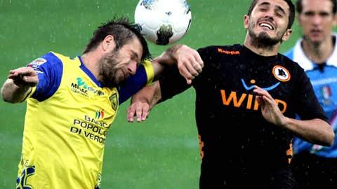 Chievo vs. Roma
