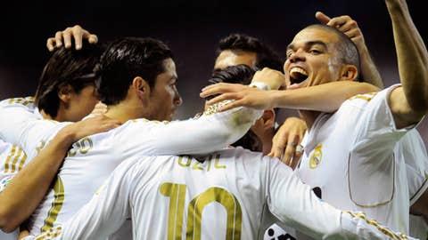 Real Madrid (AP Photo/Alvaro Barrientos)