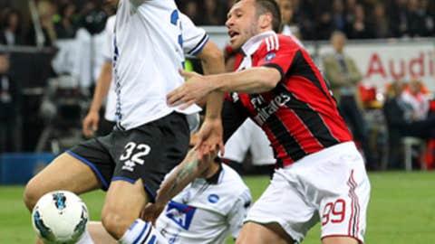 Antonio Cassano & Michele Ferri (AP Photo/Antonio Calanni)