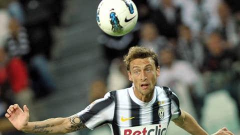 Claudio Marchisio (AP Photo/Massimo Pinca)