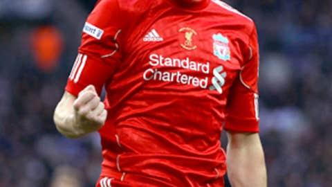 Andy Carroll, F, Liverpool